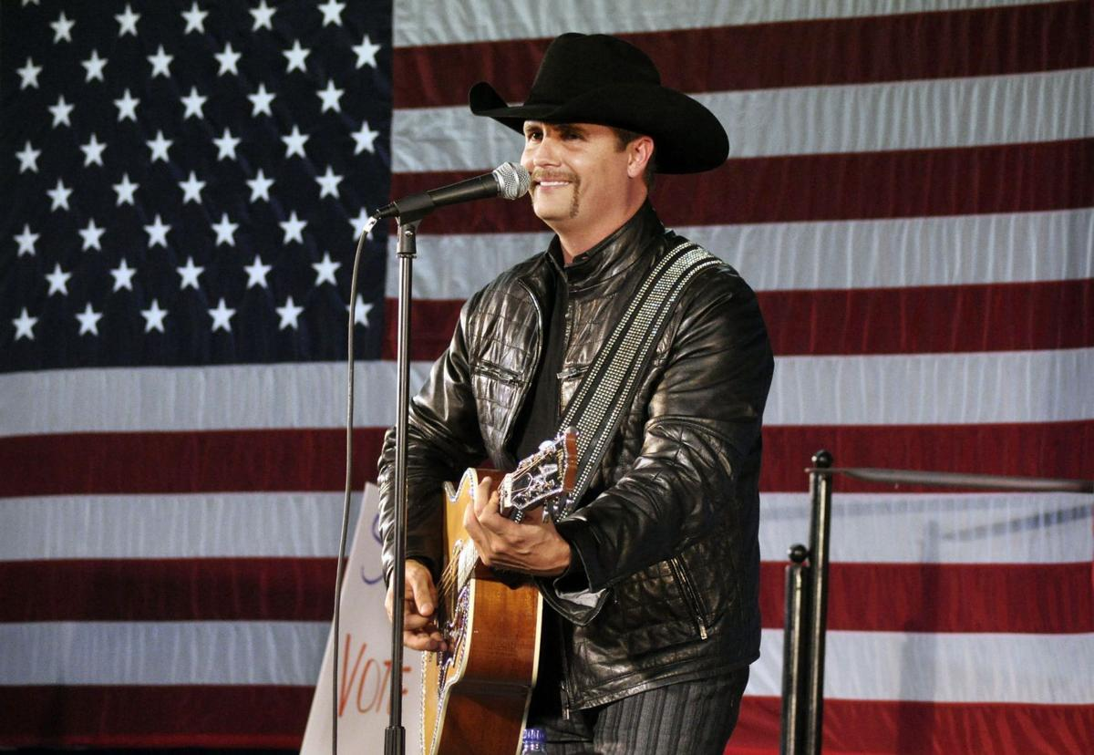 Country music struggles with its Confederate flag past