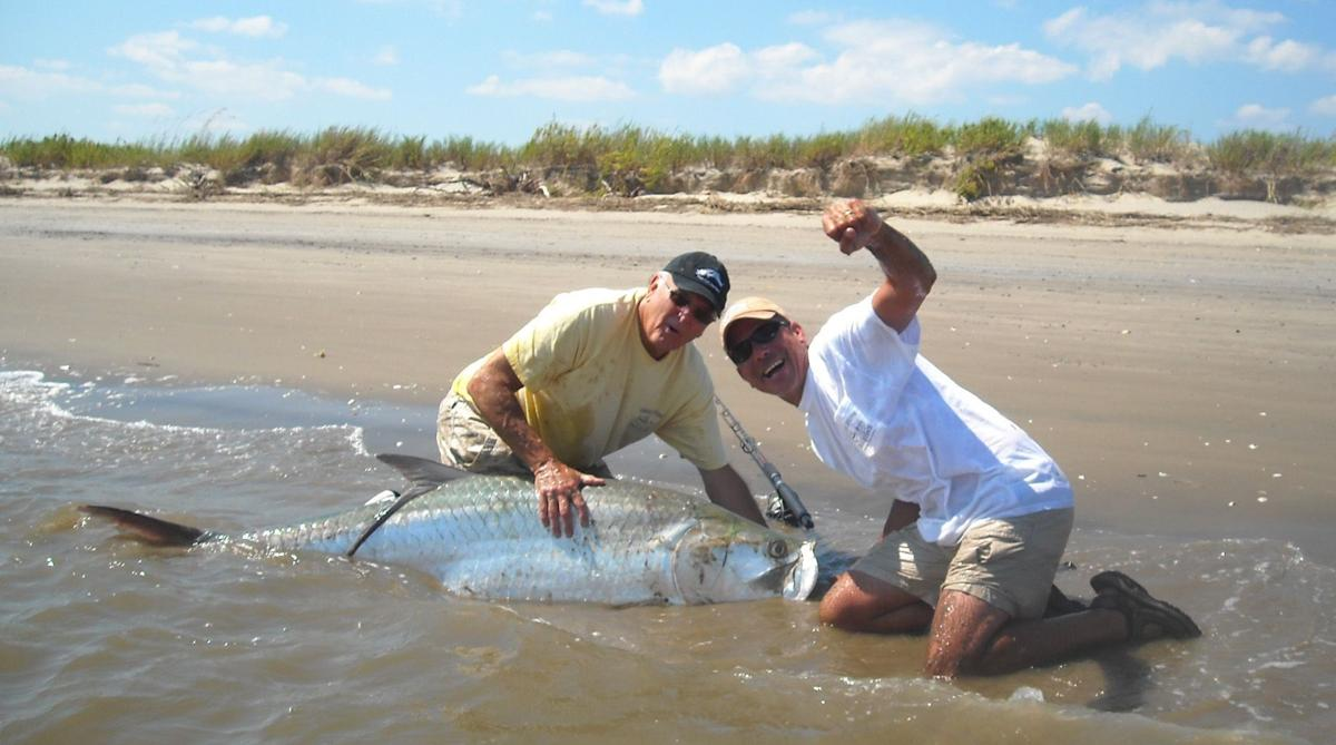 WINTER COLUMN: Confession time: I've never caught a tarpon