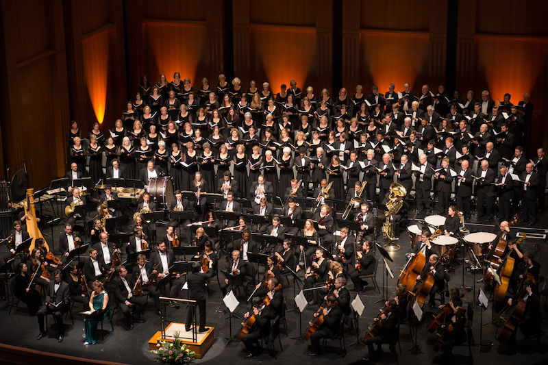 Charleston Symphony Orchestra celebrates with sacred, secular tunes (copy)