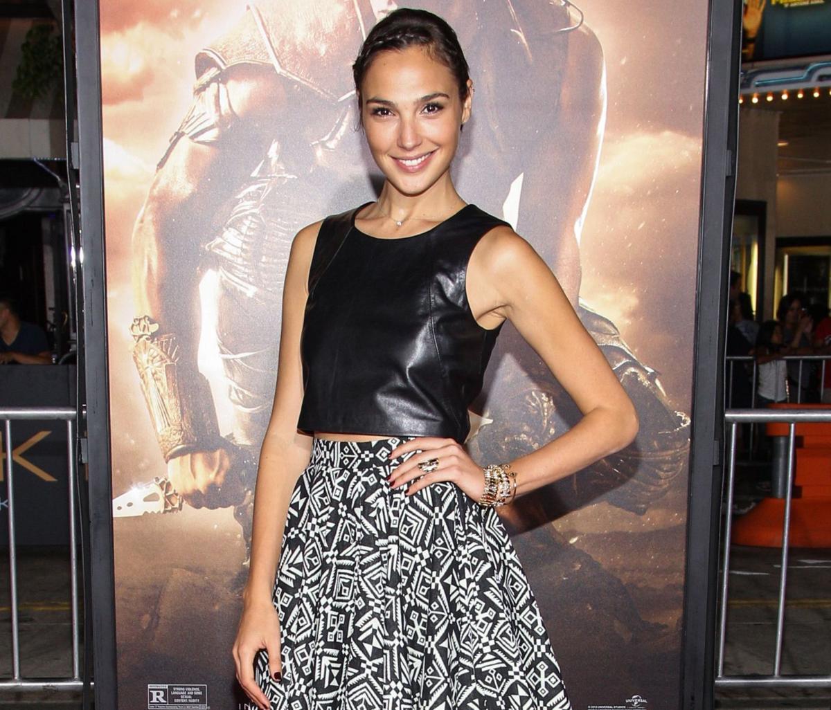 Wonder Woman cast for Batman-Superman film starring Ben Affleck and Henry Cavill