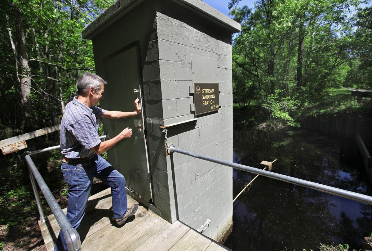 Santee forest lab key to research