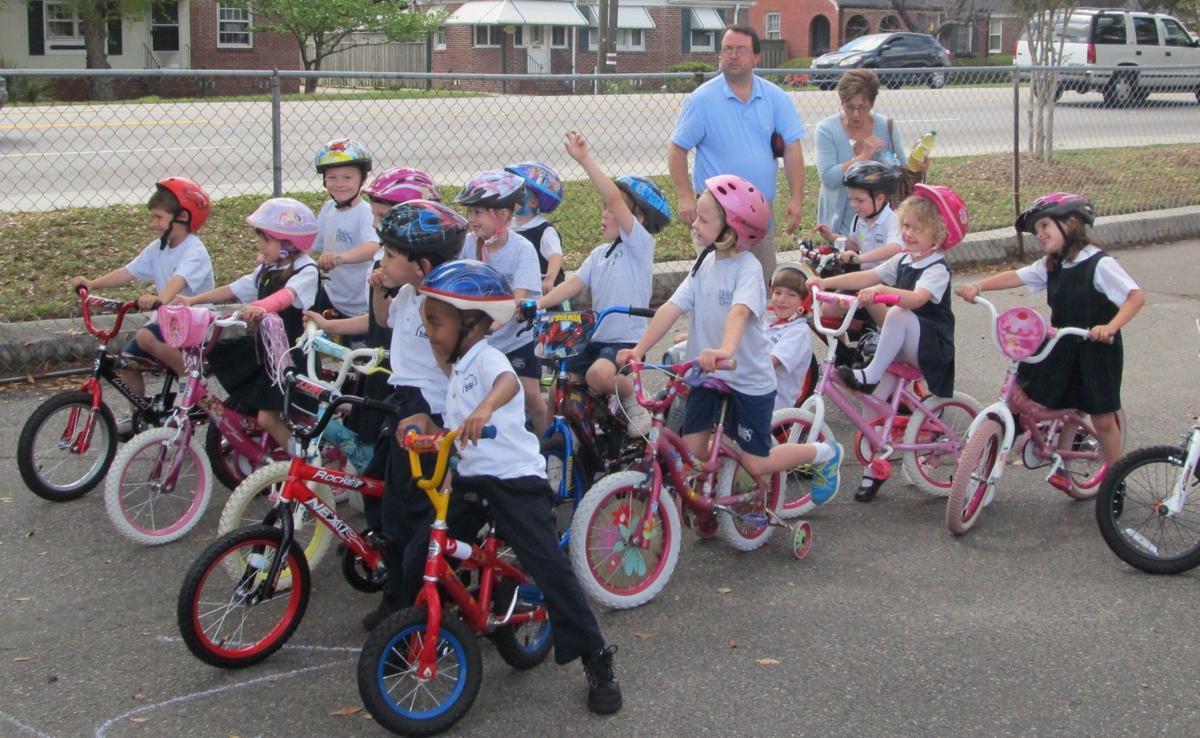 Trike-a-Thon raises $2,346 for St. Jude