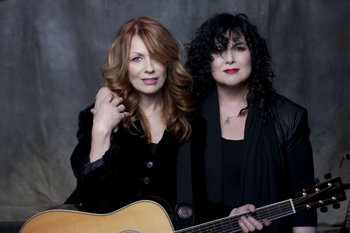 Heart brings their hits to North Charleston