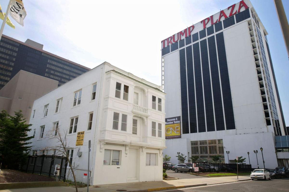 Atlantic City boarding house once sought by Trump up for auction