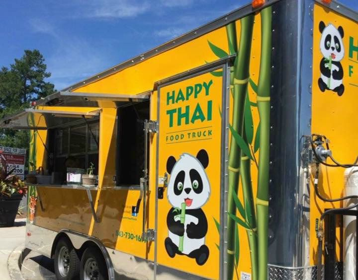 The Ultimate Guide To Charleston Area Food Trucks Food