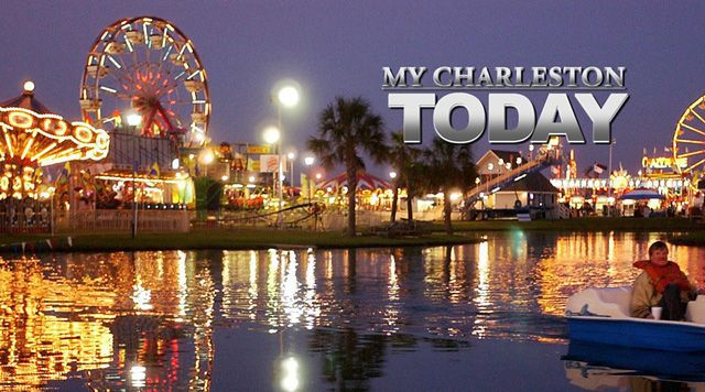 My Charleston Today: Hello to the fair, a salute to veterans, welcoming a best friend
