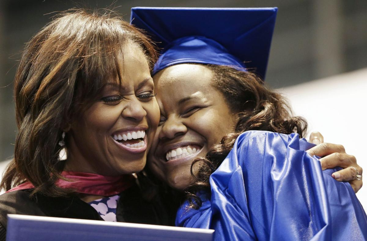 Obama's Morehouse visit puts spotlight on black colleges