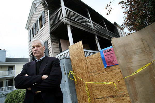 Father wants to raze historic house where daughter died: BAR says no to emotional appeal