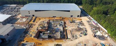 JW Aluminum expansion (copy)