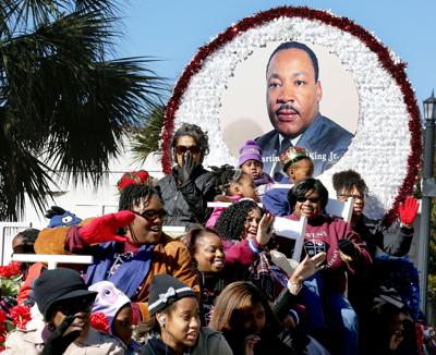 MLK events honor spirit of nonviolence