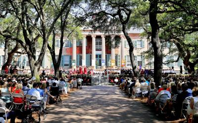 College of Charleston Graduation (copy)
