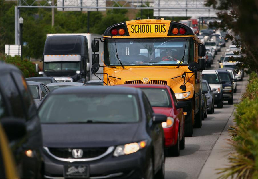 Back-to-school traffic a 'self-fulfilling prophecy,' Mount Pleasant official says