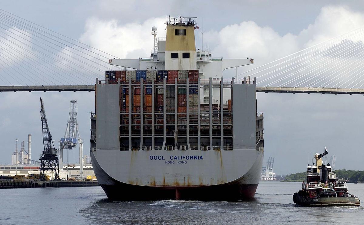 Savannah: Good news Atlanta mayor says Obama committed to deeper port