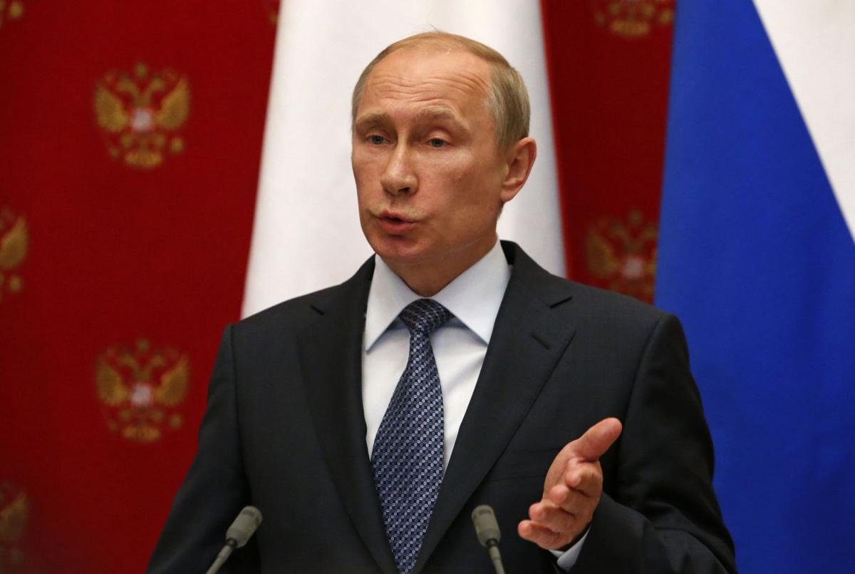 Putin: Troops have pulled back from Ukraine border