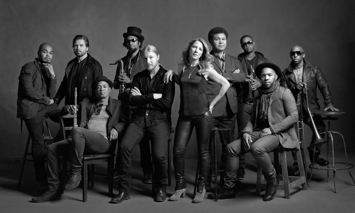 Tedeschi Trucks Band Musicians find new freedom, inspiration on the road