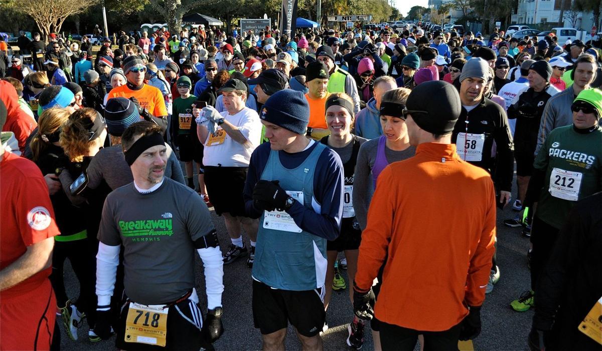First of eight Cooper River Bridge Run training clinics starts this week