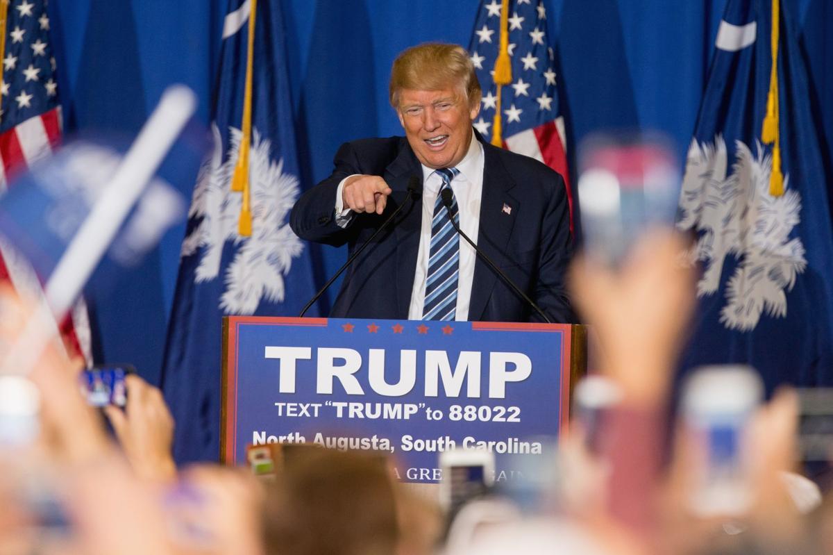 Donald Trump dials back attacks on Jeb Bush, pushes forward against Ted Cruz