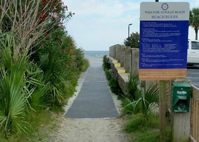 Making beaches accessible to disabled an uphill battle for authorities