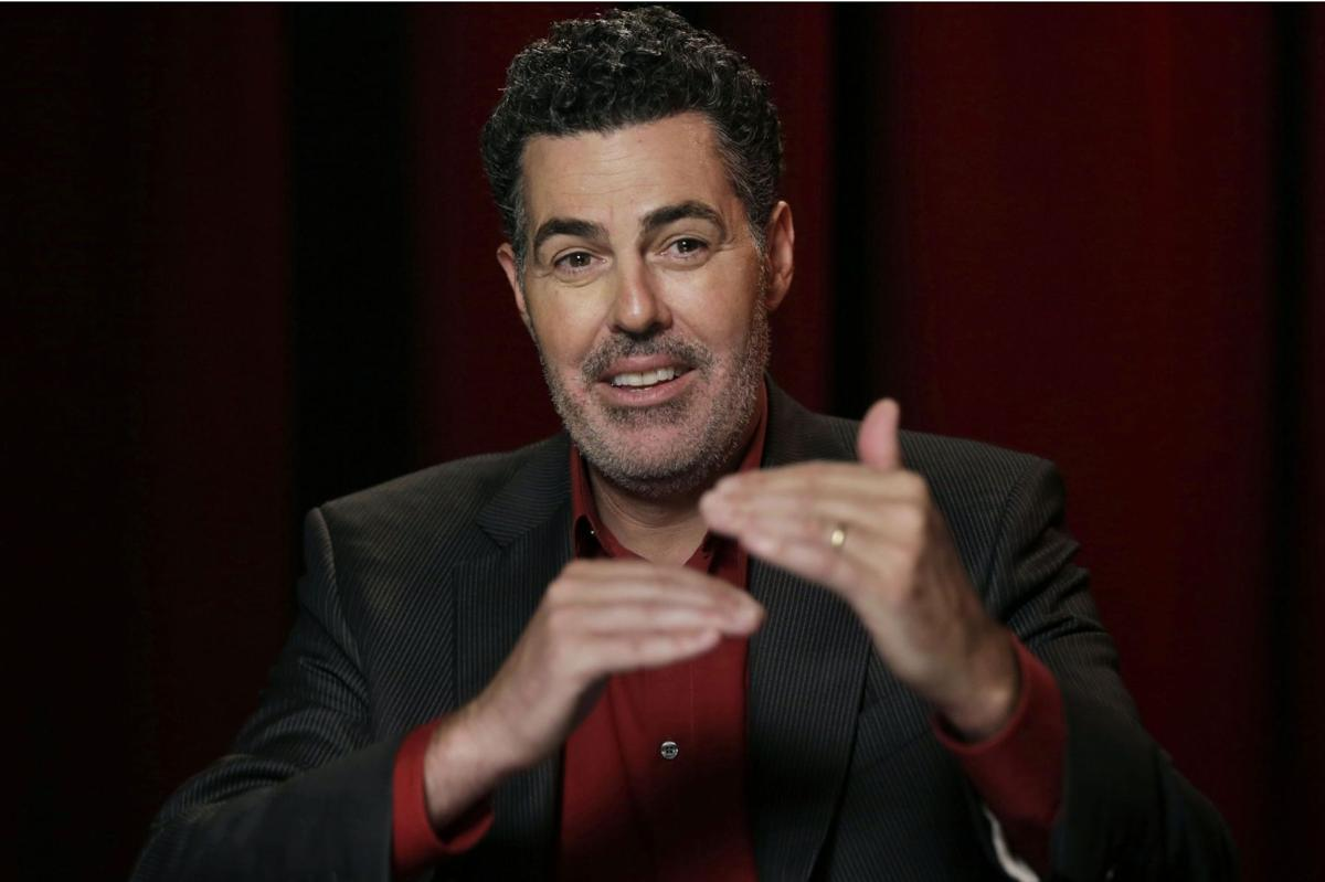 Adam Carolla writes volumes on fatherhood