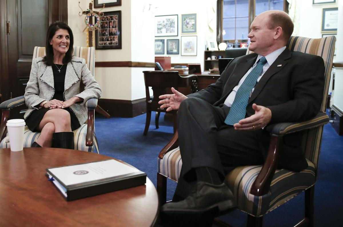 S.C. Gov. Nikki Haley to pledge support for Israel and U.N ...