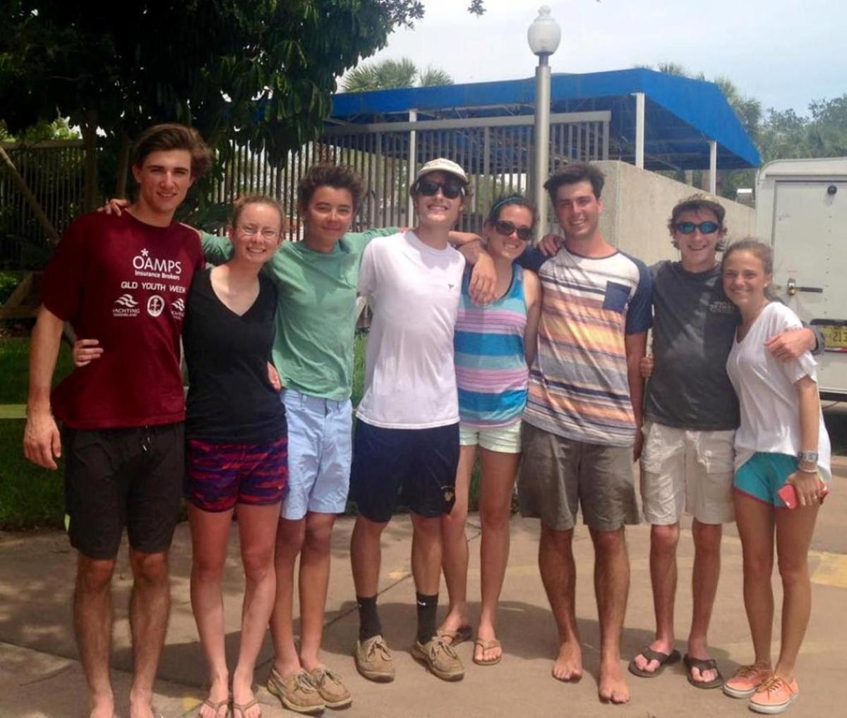 Wando sailors 11th in national championship
