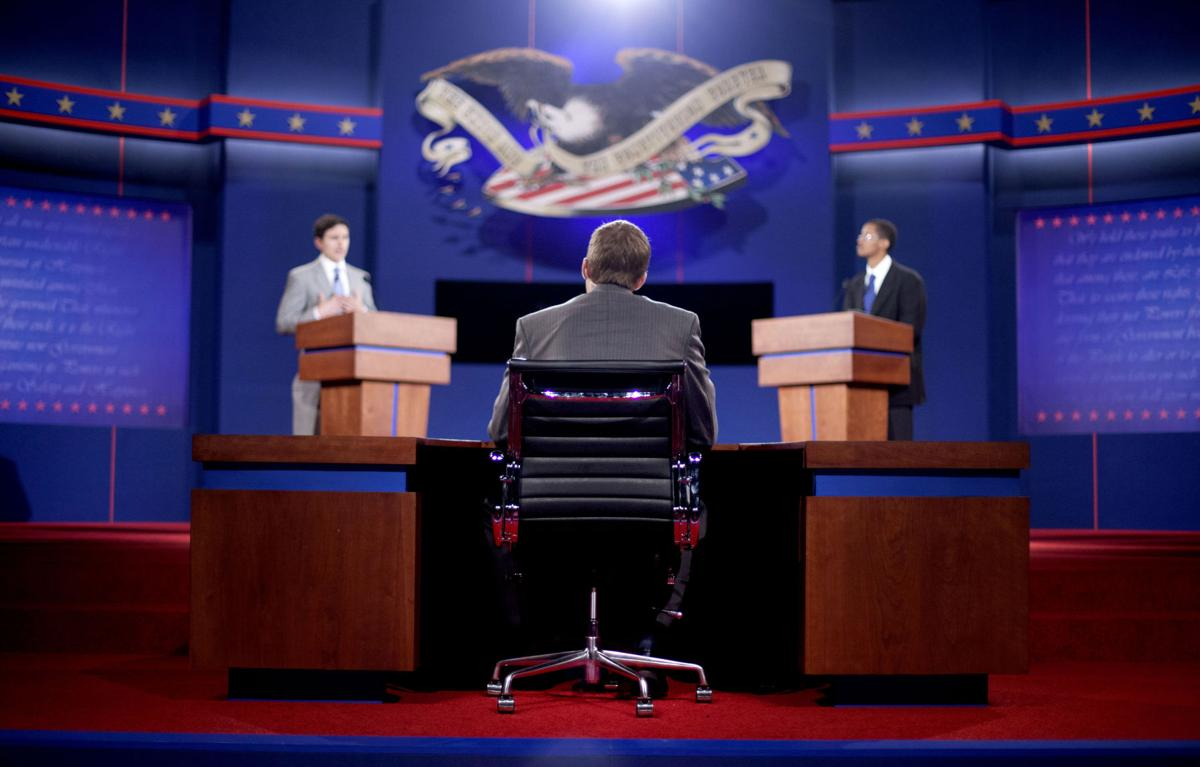 First debate sets up moment of high-risk theater