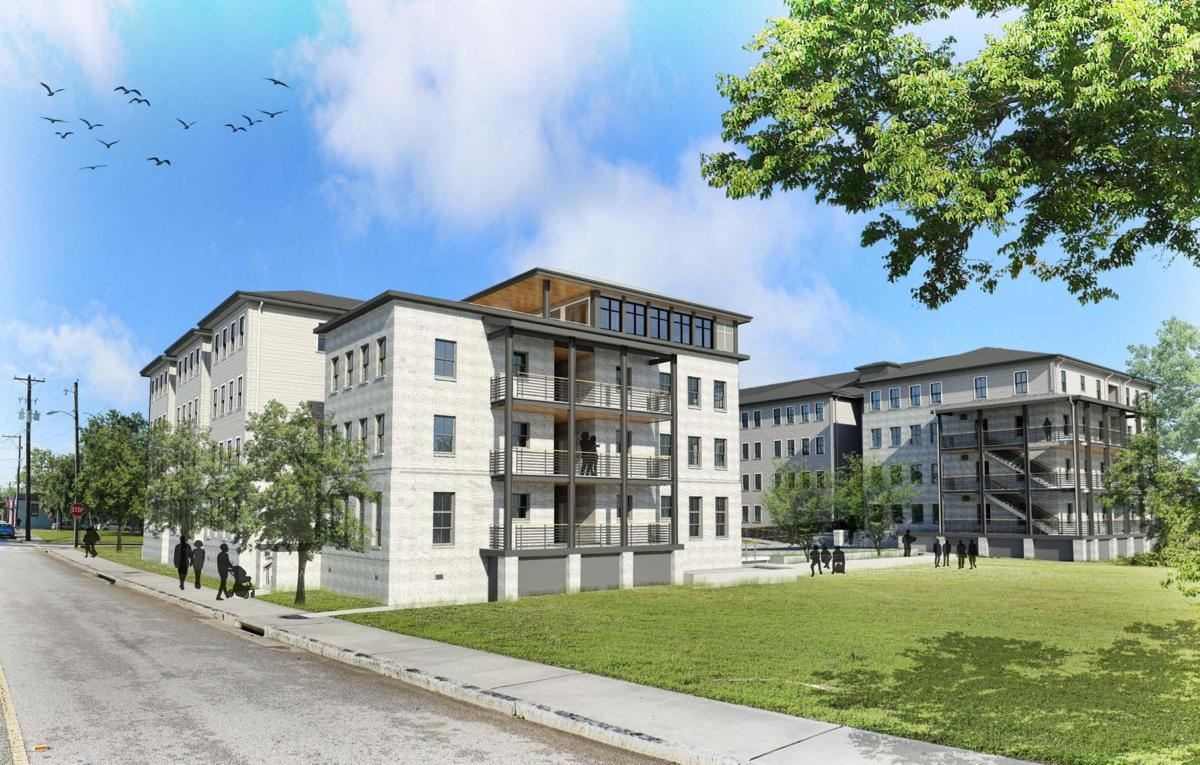 Affordable housing in the Charleston area being created