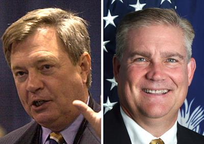 S.C. party leaders a lot like oil, water