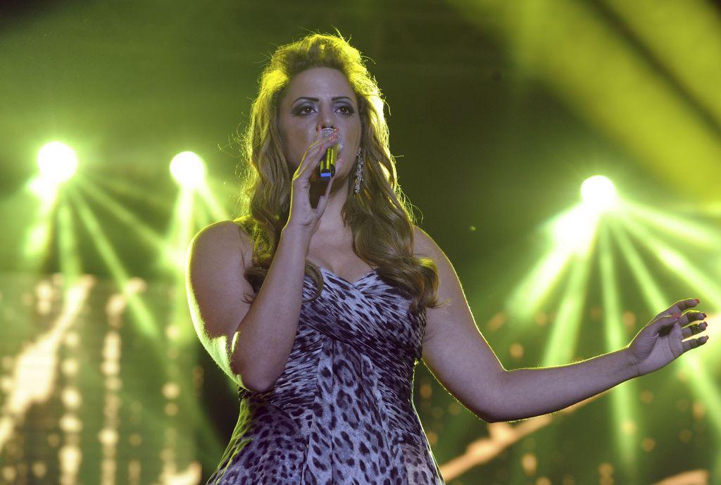 Arab singer on TV captures Israeli hearts