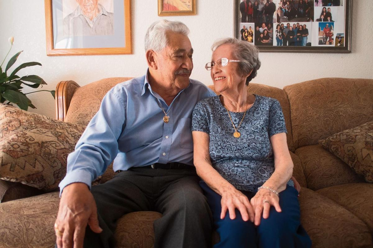 New Mexico wife gets back wedding rings lost since 1960s