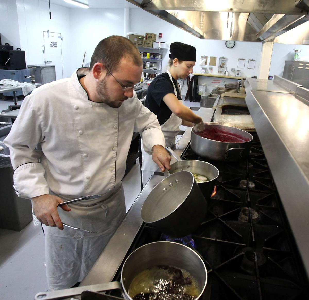 Duvall Events is cooking Longtime caterer caters to Charleston market with bigger facility