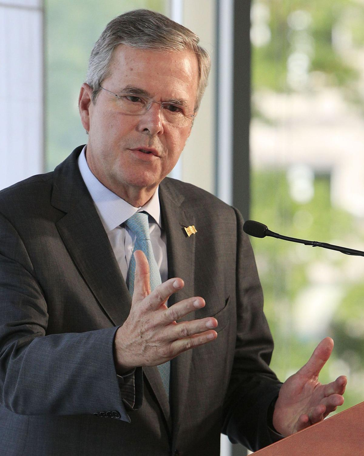 Bush says he's 'evolved' on unwed motherhood