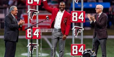 Roddy White Falcons
