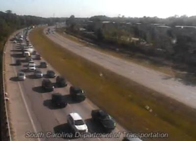 I-526 traffic