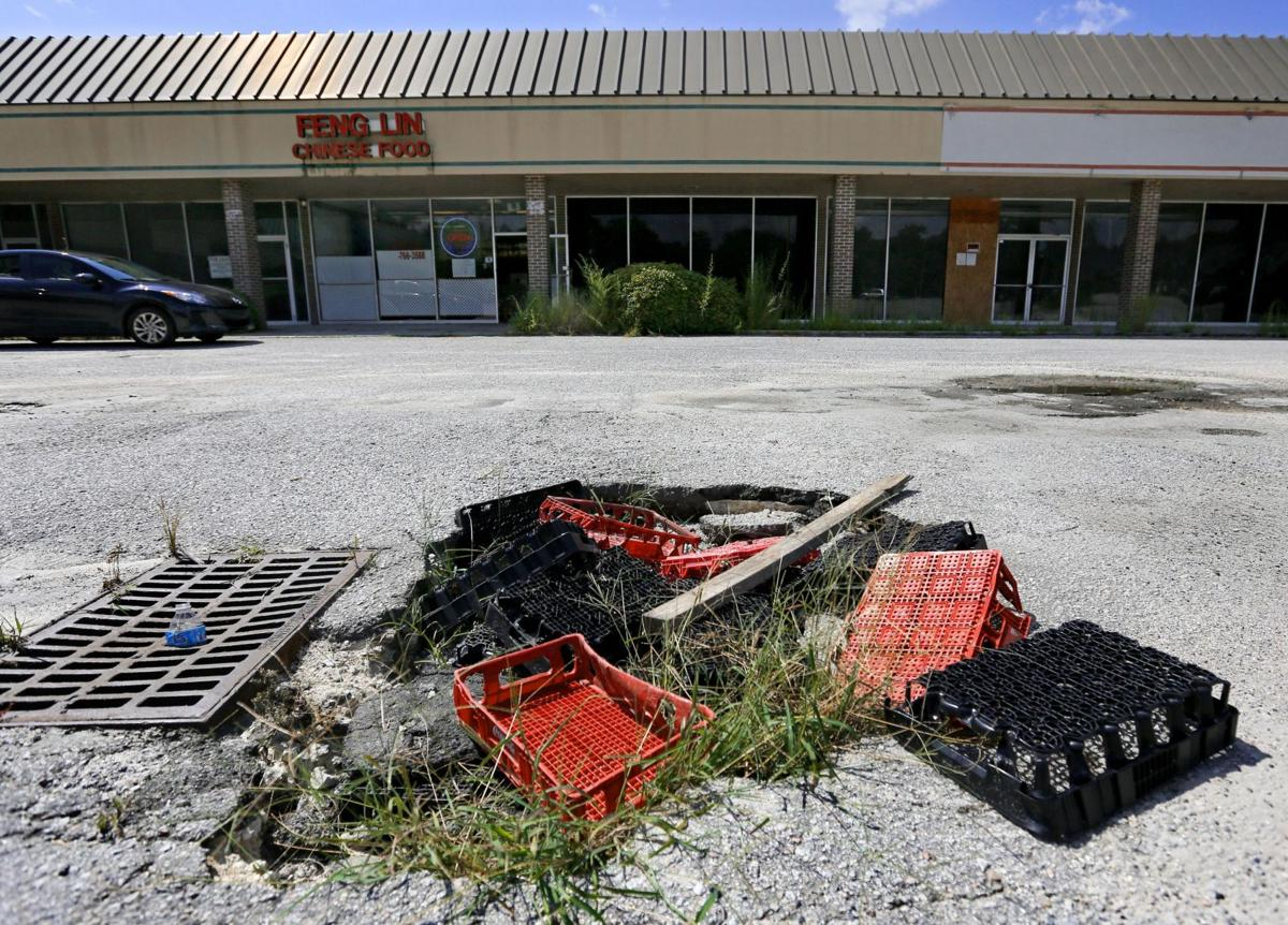 County taking more legal action against Church Creek Plaza