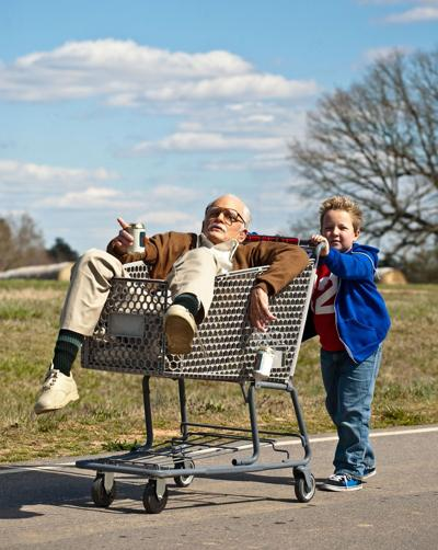 'Bad Grandpa' shows 'Jackass' is still spry
