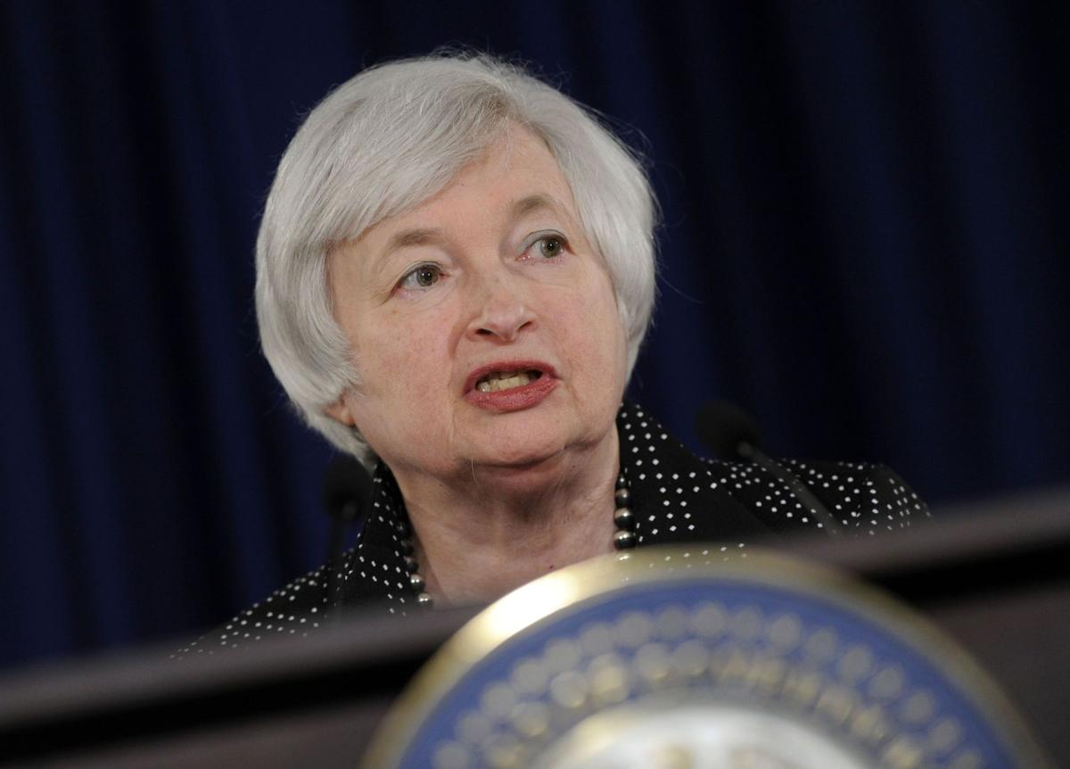 Yellen to give her outlook as Fed honeymoon fades