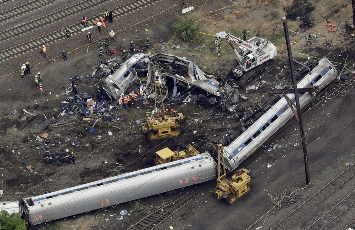 Amtrak, red tape and aging U.S. infrastructure