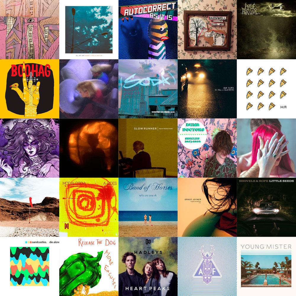 Best of SC Music 2016