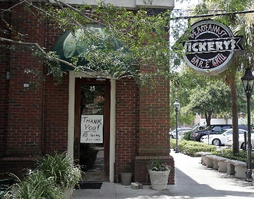 Vickery's closes ... for now