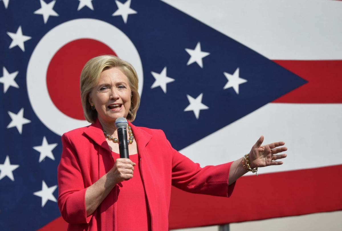 Hillary Clinton to speak at Charleston NAACP event Oct. 30