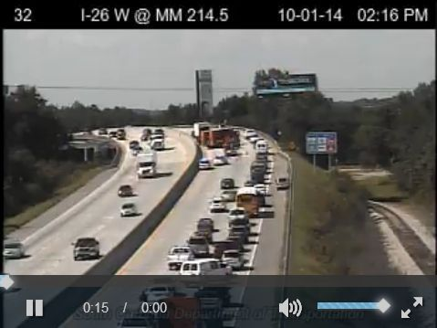 SCDOT now live-streaming video from traffic cameras | Archives ...