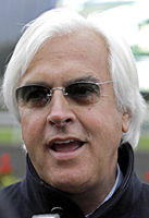 Baffert has luck on his side