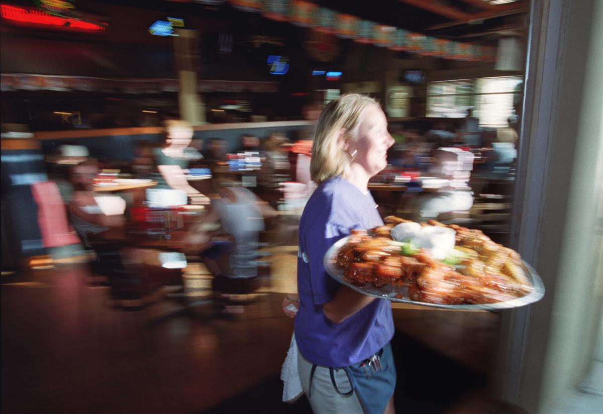 Wild Wing Cafe Plans New Menu