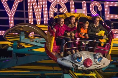 2016 SC State Fair ride