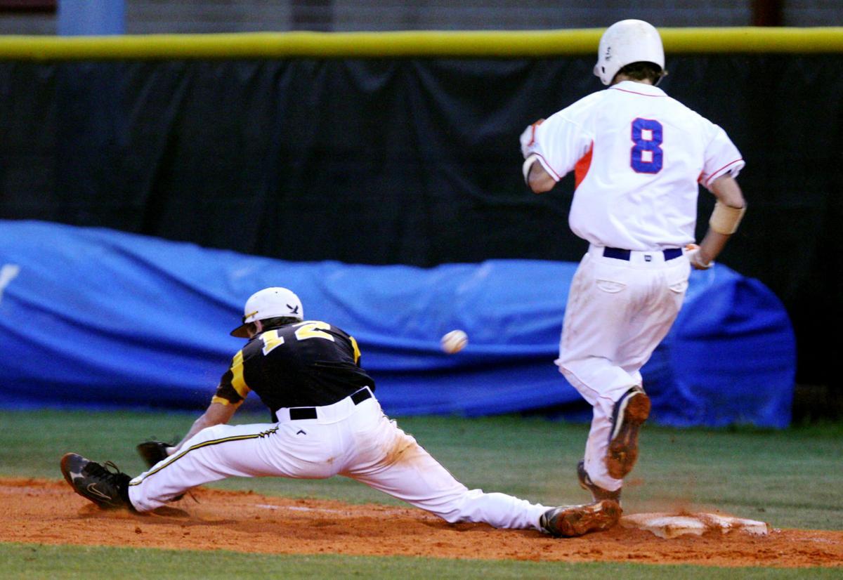 Hanahan vs Chesnee Baseball
