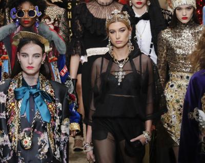 Italy Fashion Dolce And Gabbana (copy)