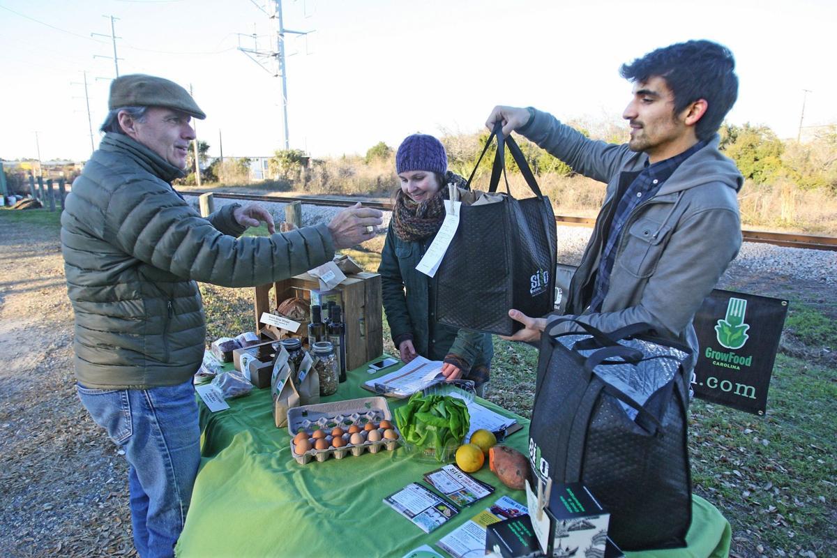Local online farmers market