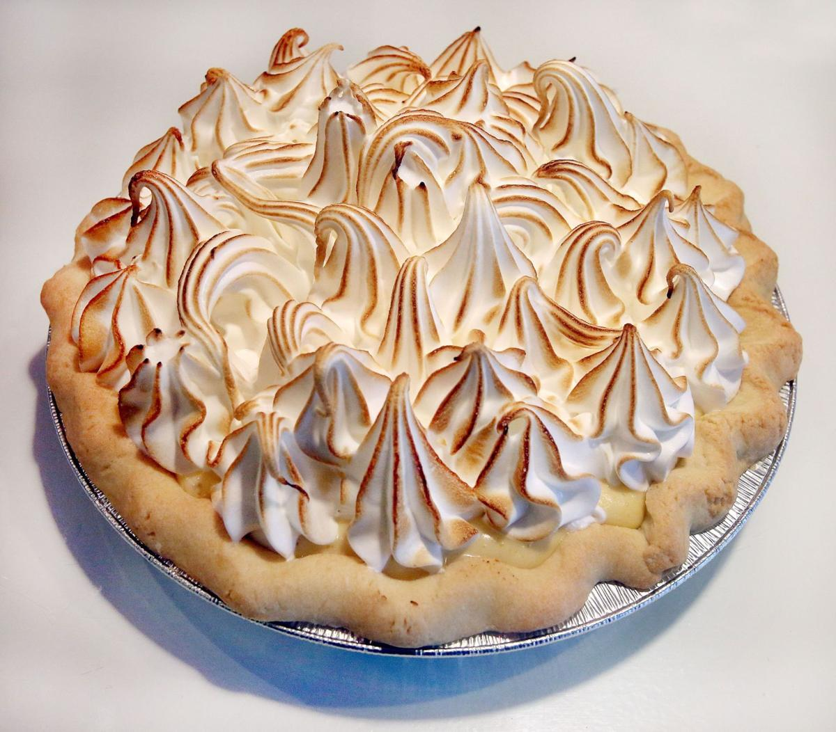 Gather your eggs and pucker up for Lemon Meringue Tart from Luckhaus & BrubakerFresh take The in-season ingredient you should be eating now