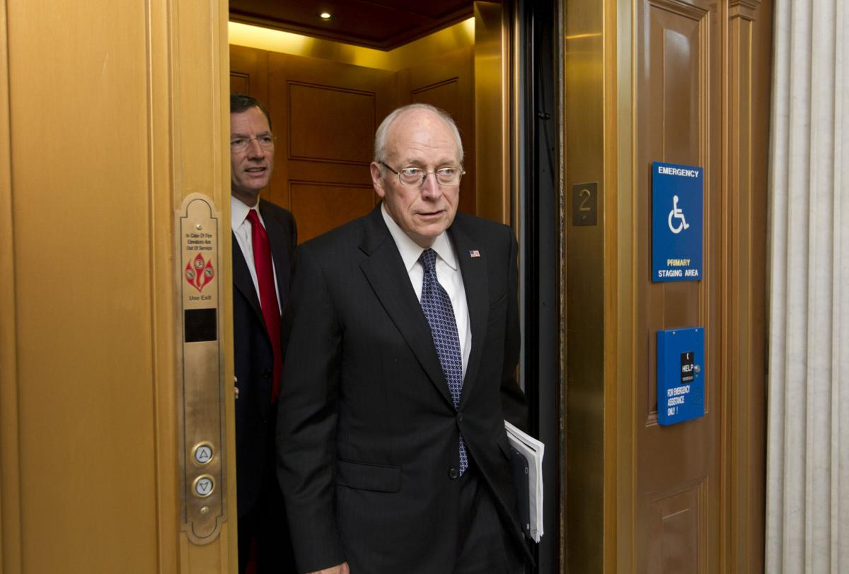 McCain erred in choosing Palin for 2008 ticket, Cheney says